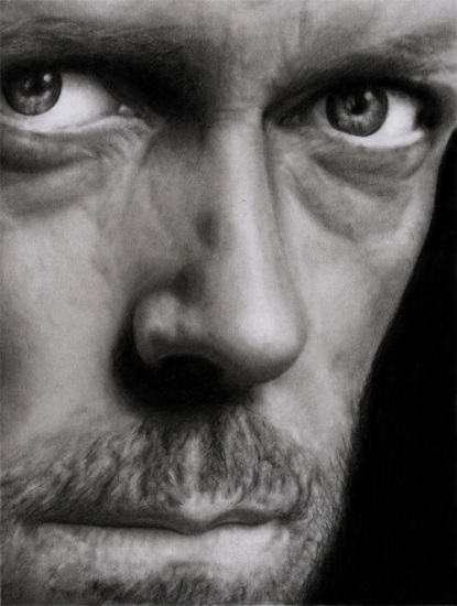 Hugh Laurie by jessie145